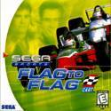 Flag to Flag (no back cover) - Dreamcast USED