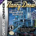 Nancy Drew Message in a Haunted Mansion (CIB) - GBA USED (bx)