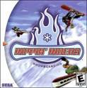 Rippin' Riders Snowboarding (disc only)- Dreamcast USED