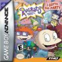 Rugrats I Gotta Go Party (CIB) - GBA USED (boxed)