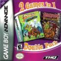 Scooby-Doo Double Pack (CIB) - GBA USED (boxed)