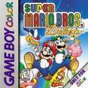 Super Mario Bros. Deluxe (no manual) (faded label) - GBC USED (b