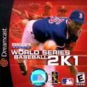 World Series Baseball 2K1 (Disc Only) - Dreamcast USED